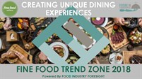 Creating Unique Dining Experiences Cover