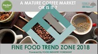 A Mature Coffee Market , Or Is It
