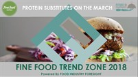 Protein Substitutes On The March Cover