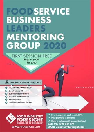 Mentoring Brochure Thumbnail